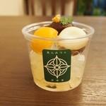 あんみつの深緑堂 - あんみつ(おみやげ)