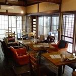パチャンガ - 一軒家カフェ パチャンガの店内