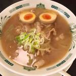 日高屋 - 料理写真:肉そば