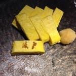 蔵戸 - 出汁巻き卵620円
