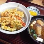 ひさ - 天丼