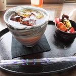 不曹庵 - アイスコーヒー(値段失念)【ここまでが2015/04/28に撮った写真】