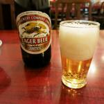 37488834 - ビール中瓶 520円
