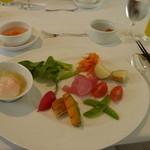 箱根ハイランドホテル ラ・フォーレ - パレットの朝食