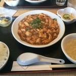 37492059 - 麻婆豆腐ランチ