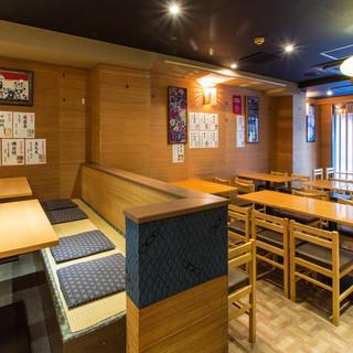 新鮮な食材を使った料理をアットホームな空間で御愉しみ下さい。