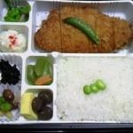 Tonkatsukewaike - ロースとんかつ弁当