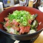 本池澤 - ネギトロ丼