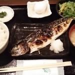 晴れる家 - 焼き鯖定食880
