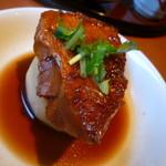 37498989 - 【魚料理(赤魚大根煮)】