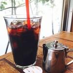 37499114 - セットのアイスコーヒー!
