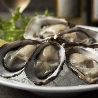 3種類の食べ方で楽しむ牡蠣メニュー!