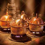 葱ぼうず - 燕市伝統工芸『鎚起銅器』銅鍋御飯
