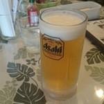 37501738 - 2015/05/01 12:00訪問 生ビール\500