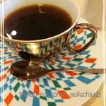 チェンバロ - ハンドドリップのコーヒー♪