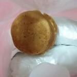 清風 - サービスで今川焼がそのままゴロンと…。