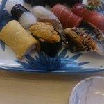 神田笹鮨 - 上寿司