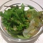 37504369 - ランチセットのグリーンサラダ