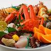 幸楽寿し - 料理写真:皿鉢(1人前)慶事・法事等の様々なお集まりの際にご利用ください。