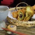 酒縁蕎亭 渉の盃 - 料理写真:
