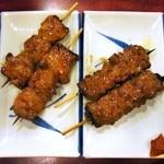 加賀屋 - カシラ&スタミナ焼き