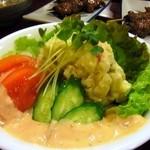 加賀屋 - ポテトサラダ