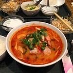 タイレストラン ブアールアン - ランチはオマケがいっぱい!
