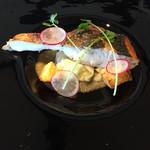 37512324 - (2015/5)鮮魚のオーブン焼き ルタバガソース