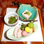 37515837 - 近江牛づくしの前菜