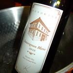 37515862 - 赤でなく,白ワイン