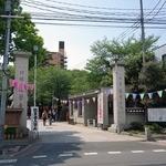 まことや - 浄土宗 蓮馨寺(れんけいじ)の入口
