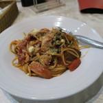 マルチュー - 料理写真:ナポリタン
