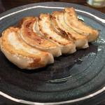 麺厨房あじさい - 餃子