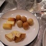 37520911 - ☆うずらとチーズ