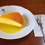 くつろーぐ - オレンジケーキ。すごい良い香り!おすすめです