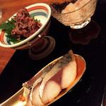 寿司割烹 「ともづな」 - おつまみ
