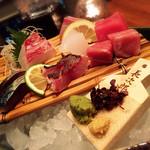 寿司割烹 「ともづな」 - お刺身