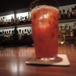 バー カエルム - i苺のカクテル