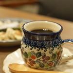 PUBLIC KITCHEN cafe - 有機コーヒー