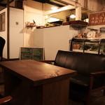 PUBLIC KITCHEN cafe -