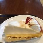 上島珈琲店 - レモンケーキ