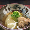 御料理山もと - 料理写真:冬瓜 鶏肉 白菜の炊き合ゎせ