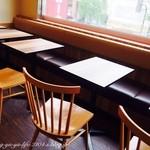 バーガーキング - 1階にも席はありますが利用したのは2階。