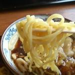 伝丸 - 2012/11/13/ 13:35訪問 汁が麺によくからむ