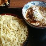伝丸 - 2012/11/13/ 13:35訪問 W肉つけ麺¥830