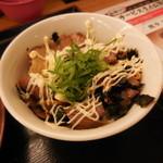 ラーメン横綱 - 日替わり丼(チャーマヨ丼)