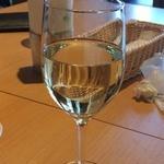 アンティパスタ - 白ワイン