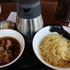Teshigotoramenhachi - 料理写真:朝つけめんCセット