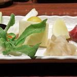 37529246 - 旬の新鮮生野菜