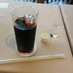 壱番館 - アイスコーヒー 400円♪